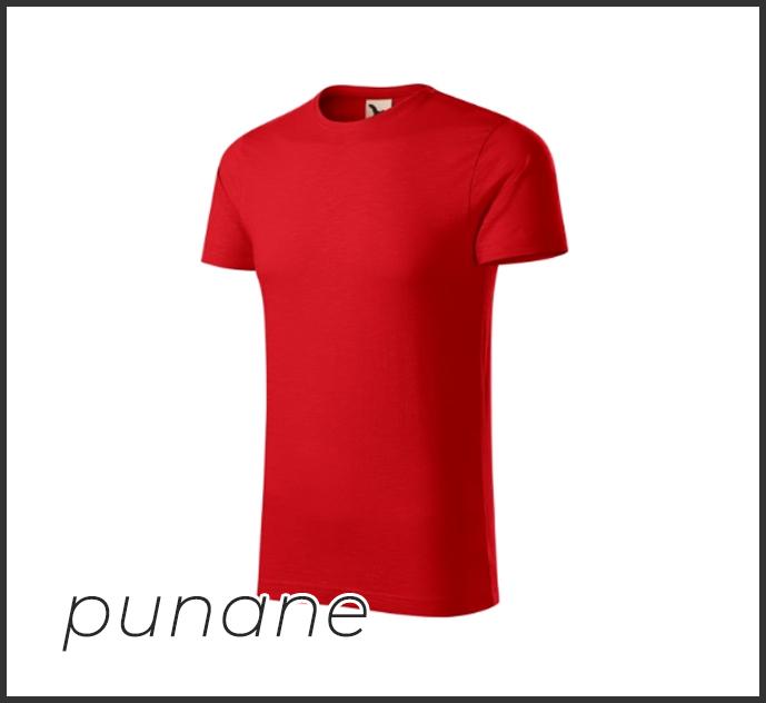punane t-särk