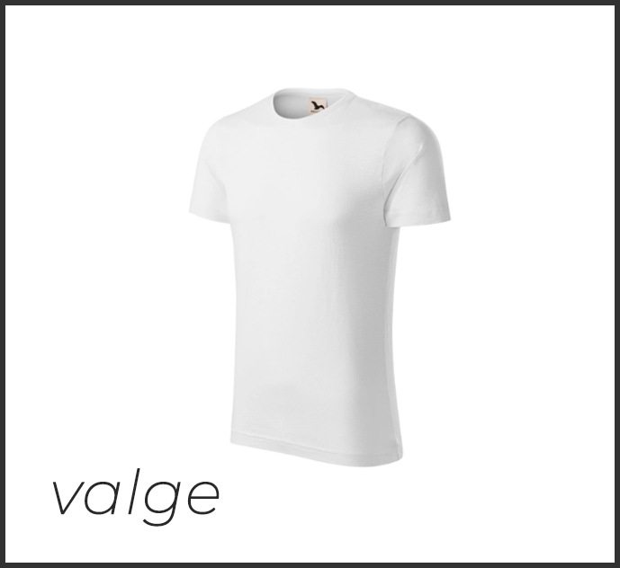 valge T-särk
