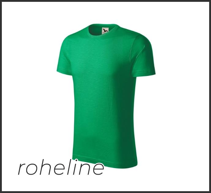 roheline t-särk meestele